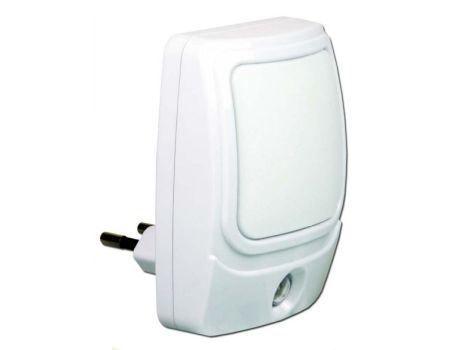 Nachtlampje (beweging en schemer sensor) Wit
