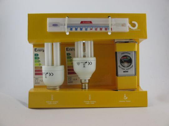 Energiebesparingskit -