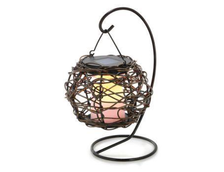 Solar lamp korfu -