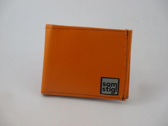 Heren portemonnee Oranje